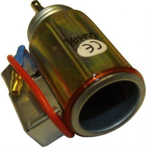 Szivargyújtó aljzat furatba építhető 12V-os világítással