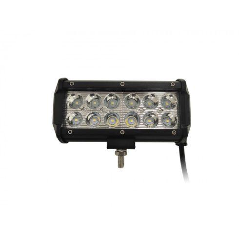 LED Távolsági fényszóró 9-30V 36W