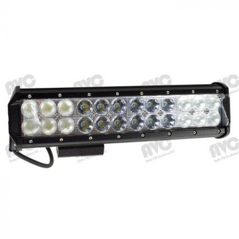 LED Távolsági fényszóró 9-32V 72W