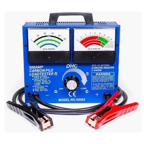 Akkumulátor teszter 12V 500A DHC-500A