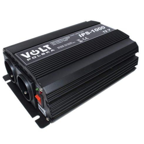 Volt Polska IPS 1000 áramátalakító inverter 12V