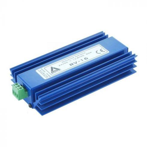 RV-16 Inverter - áramátalakító 24-ről 12V-ra 6A