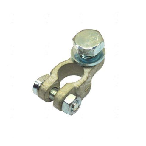 Akkumulátor saru csavaros M12 - pozitív akkusaru