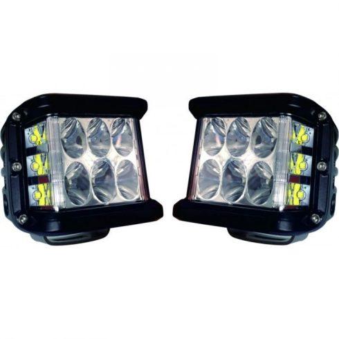 Munkalámpa LED 45W oldal világítós