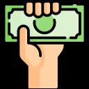 Készpénzzel a boltban